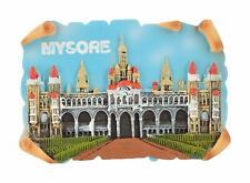 Indian Souvenir Mysore Fridge Magnet Polyresin Refrigerator Decor
