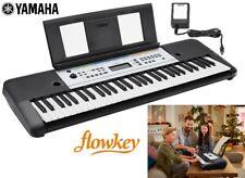 YAMAHA Digitales Stereo Keyboard YPT-255 E-Piano Klavier 61 Tasten Musik Display