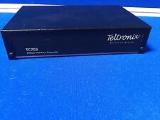 Teltronix TC703 2Mbps X.21 to G.703 Interface Converter