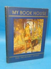 THE TREASURE CHEST of My Book House by Olive Miller 1937