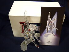 Swarovski Pierrot 2000 with box and Plaque free shipping 119999/140087