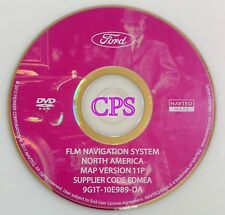 2012 UPDATE 2008 FORD ESCAPE HYBRID F250 F350 F450 SUPER DUTY NAVIGATION CD DVD