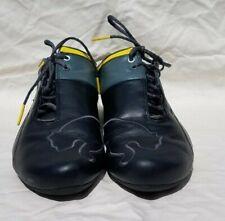 Puma Ferrari Edition Big Cat M1 Driving Shoe 30514 04 Black/Grey Yellow 10.5