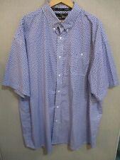 Wrangler George Strait Button Down Shirt Size 4X NWOT