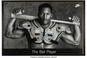 BO JACKSON Poster Wall Art Home Photo Print 24 x 36 inch 2