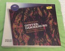 Wagner Brand New Sealed Mint ++ Götterdämmerung 4 CD's Karajan Brilioth 1970