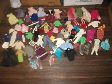 1 box lot #305 - 65+ items Accessories & Clothing 1990s Barbie & other dolls