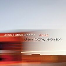 Adams / Kotche - John Luther Adams: Ilimaq [New CD] With DVD Audio Disc