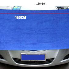 1x 160cm*60cm Super long large Car cleaning towel wash scour Microfiber cloth