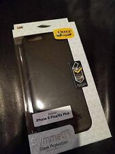 OTTER BOX Sleek Protection Case for iPhone 6/6s PLUS BLACK Drop/1-pc Design BNIB