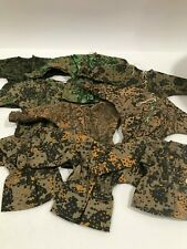 Dragon, Did, Soldier Story 1:6 Scale Wwii German Loose Uniforms And Hat Lot