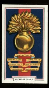 Tobacco Card, Gallaher, ARMY BADGES, 1939, Grenadier Guards, #24