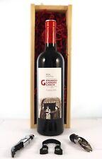 Rioja Crianza 2015 Eduardo Garrido vintage wine in a gift box with accessories