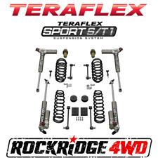 Teraflex 07-18 Jeep Wrangler JK 4-Door Sport S/T1 Suspension Lift w/ 3.3 Falcons