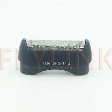 11B Alluminio per BRAUN Series1 110 120 130 140 150 5684 5685 rasoio elettrico