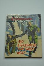 """Commando Comic #1311 """"And Everywhere that Casey Went"""""""