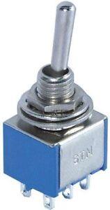 Mini Split Schalter für Humbucker Pickups Tonabnehmer ON-ON