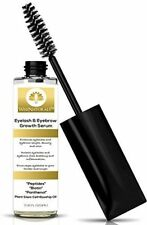 WiseNaturals Eyelash Enhancing & Eyebrow Growth Serum Hyaluronic Acid Peptides