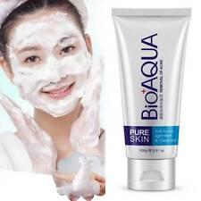 Bioaqua Acne Treatment Facial Cleanser Black Head Remove Oil-control Us