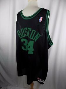 "Boston Celtics Paul Pierce Nike Jersey Swingman 34 XXXXXL 5XL +2"" NBA Boston 63"