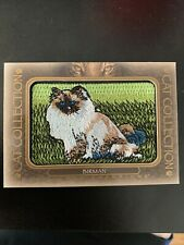 2020 Ud Goodwin Champions Birman Cat Collection Patch #Fc-17