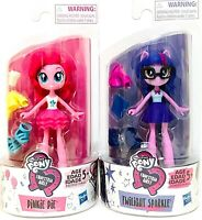 "Hasbro My Little Pony Equestria Girls Pinkie Pie & Twilight Sparkle 3.5"" Dolls"