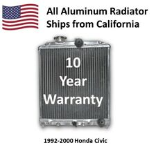 Radiator for 1992-2000 Honda Civic (AT) HPR401