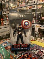 Hasbro Marvel Legends Civil War Captain America, Giant Man Series