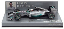 Minichamps Mercedes W05 Chinese GP 2014 - Lewis Hamilton World Champion 1/43