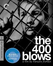 Criterion Collection: The 400 Blows Blu-ray - Brand New - Free Ship