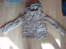 Jacke Skijacke Winterjacke von Pampolina PJE reload in Größe 140 in silber cool
