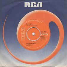 Yo G S mostrar y decir a RCA 2560 Alma Northern Motown