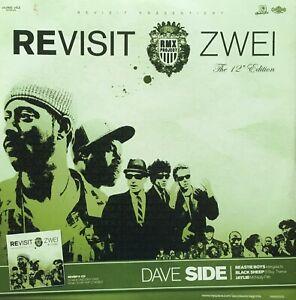 "Davy Dave & DJ Mick – Revisit Zwei: The 12"" Edition EP 12"" Vinyl EP"
