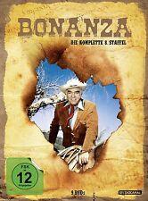 BONANZA - SEASON 8 complete -  9 DVDs R2/UK - Sealed - english - Lorne Greene