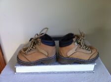 Boy Toddler Buster Brown Lumberjack Ankle Boots, Size 5