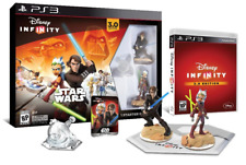 Disney Infinity 3.0 Edition Starter Pack for Sony PS3 Star Wars -NEW -SHIPS FREE