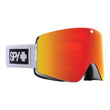 SPY MARAUDER NEW 2021 Goggles Matte White Snow Ski Snowboard EXPRESS SHIPPING