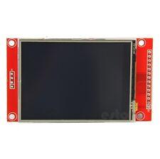 "New 240x320 SPI TFT LCD Touch Panel Serial Port Module 2.8"" +PCB ILI9341 5V/3.3V"