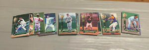 Lot of 68 1994 Signature Rookies Autographs On Card Auto Pack Pulled