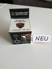 GeoBender -  Cube Nautilus - Magnetwürfel - 3D Puzzle Neu  KOSTENLOSER VERSAND!