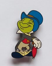 Disney Auctions Jiminy Cricket Beaming Hat Umbrella Pinocchio Le 1000 Pin *Read