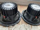 ATC PA75-234 speaker drive units (pair) Matched and tested NEW PHOTOS