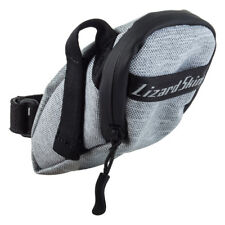 Lizard Skins Cache Gray Bike Saddle Seat bag Lead Micro size new