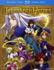 Legend of the Legendary Heroes: Complete Series [New Blu-ray] With DVD