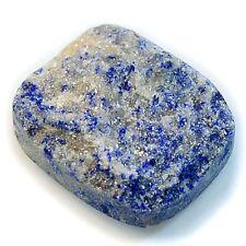 23.5Ct Natural Lapis Lazuli Druzy (flat base, approx. 19mm X 16mm)