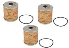 Oil Filter Tri Pack for Ford 8N 9N 2N Tractors 9N6731 APN6731B MADE IN USA