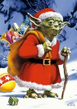 Star Wars - Holiday Yoda - 300 Large Piece Jigsaw Puzzle