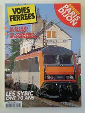 REVUE VOIES FERREES n°108 1998 Trains Modélisme Ferroviaire Rail SNCF Magazine