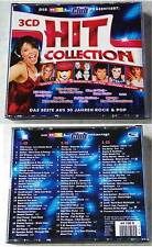 HIT COLLECTION 30 Jahre Rock & Pop Gazebo,Deep Purple,Kansas,.. RTL 3-CD-Box TOP