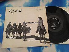 Country Joe & The Fish-C. J peces 1970 UK Raro Lp Vanguard 6359 002